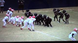 7 year old Dee Crayton (BossMan) Football highlights 2013 (Short Film)