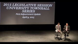 2015 Legislative Forum (full program) - Pittsburg State University