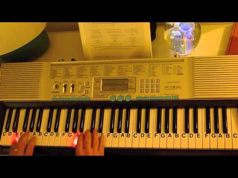 How to Play ~ Lovesong ~ The Cure ~ LetterNotePlayer ©