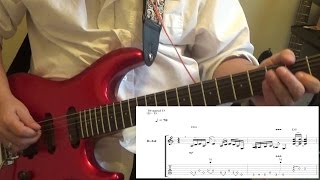 Blackberry Smoke - Bottom of this - Guitar lesson with tabs