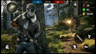 Special ops 2020 multiplayer shooting game 3D screenshot 5