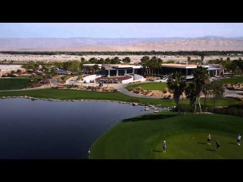 Escena Golf Club Palm Springs Ca Aerial Demo
