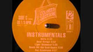 Colored Section - Light Skinded (Instrumental) (1998)