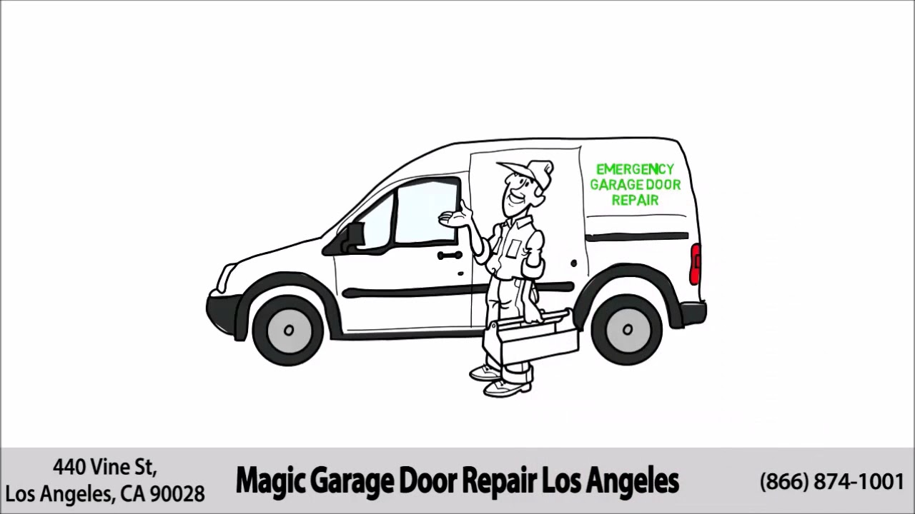 $19 Garage Door Repair North Hollywood CA 818 309 4574