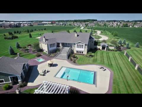 360 East Monroe Sreet Bluffton, Indiana 46714 Aerial Video