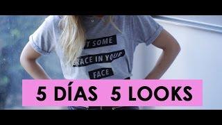 5 DÍAS 5 LOOKS de OTTRO by MARISOL LIFANTE