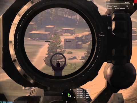 1st Battalion, 9th Marine Regiment ARMA 3 Realism Village Assault