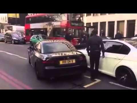 Asian Drug Dealer Runs Over Rival In London Youtube