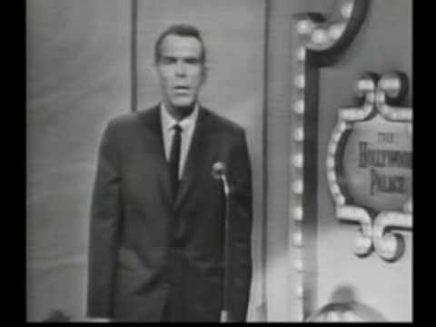 Fred MacMurray hosts Hollywood Palace (2 of 4)