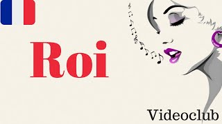 "APRENDE A CANTAR ""ROI"" de VIDEOCLUB"
