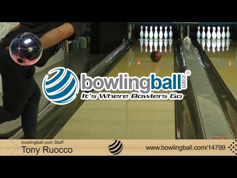 Bowlingball.com Roto Grip Halo Pearl Bowling Ball Reaction Video Review