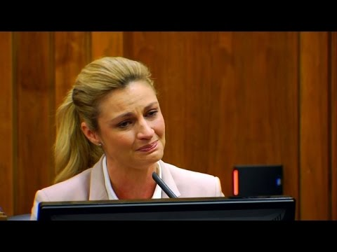 Erin Andrews: My Boyfriend Would Have Loved Me More Before This Happened