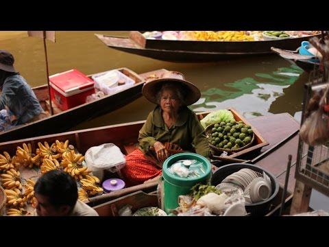 Una giornata tipo a BANGKOK - Vlog Domenica 2 Novembre 2014