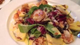 Salad W/ Shrimps & Scallops