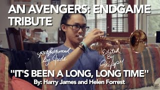 It S Been A Long Long Time Trumpet Cover Avengers Endgame Ending Song