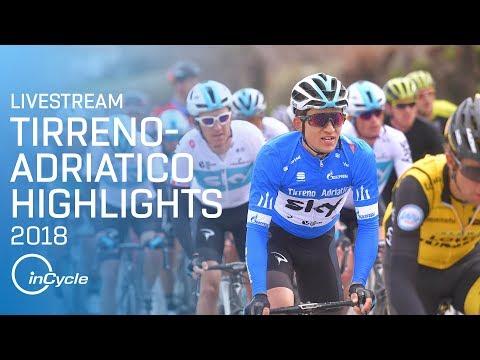 Tirreno-Adriatico 2018 | Full LIVESTREAM REPLAY | InCycle