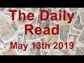 The Daily Read - A wonderful new beginning! Positive shifts - May 13th 2019 - Daily Tarot Reading