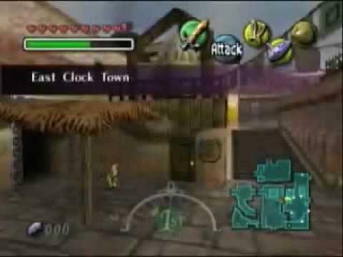 NintendoCapriSun - Clock Town Song [Lyrics + MP3 In Descripton]