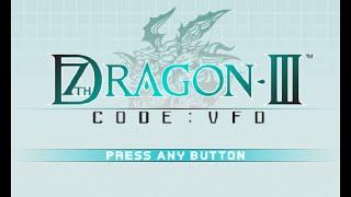 7th Dragon III Code VFD part 1