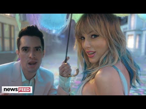 """EVERYTHING You Missed From Taylor Swift's """"ME!"""" Video Mp3"""