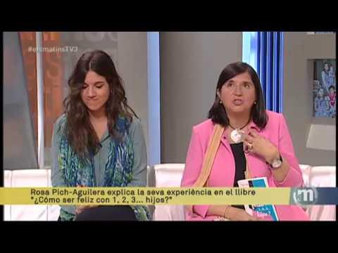 Familia Postigo - Els Matins de TV3 (marzo 2015)