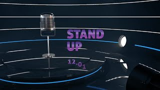 Stand Up Logo After Effects Templates