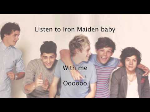 One Direction - Teenage Dirtbag (Lyrics) - YouTube