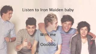 One Direction - Teenage Dirtbag (Lyrics)