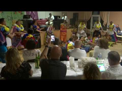 Soirée Association SASIMA-OCEANIA  WALLIS ET FUTUNA LE 13/05/2017