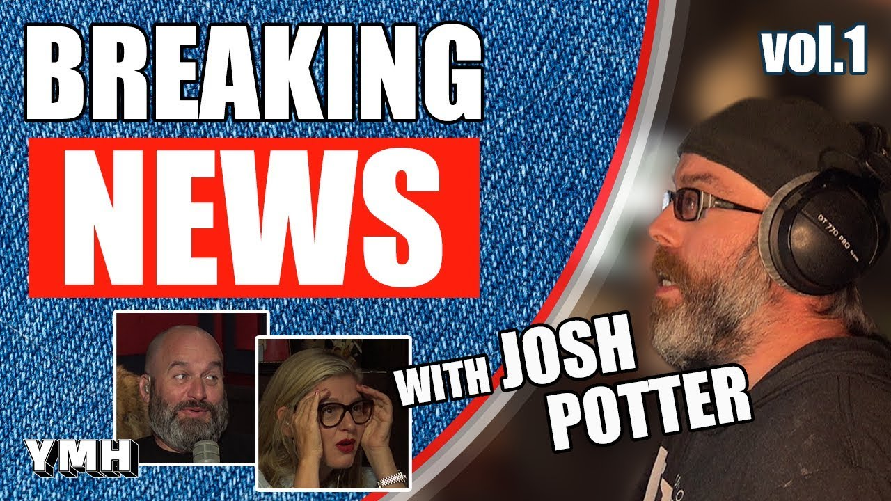 Josh Potter News Vol 1 Ymh Highlight Youtube As she admits she 'doesn't blame' people for fleeing uk for sun. josh potter news vol 1 ymh highlight
