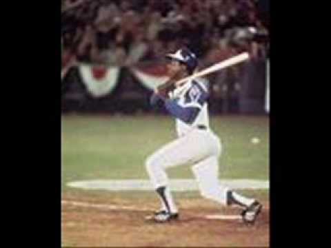 Hank Aaron 715th HR