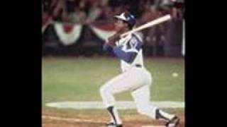 Hank Aaron 715th HR