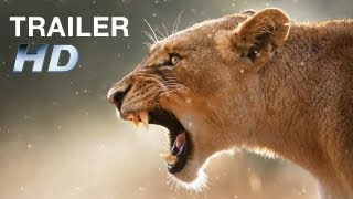 AFRICAN SAFARI 3D - Trailer HD - Deutsch / German - Ab 10. Oktober im Kino!