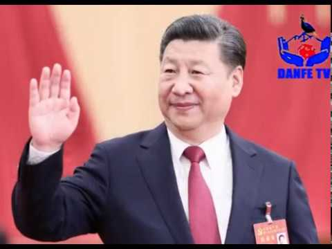 Xi Thought Proposed to be included in Constitution    Danfe TV