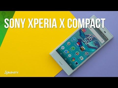Sony Xperia X Compact, review en español