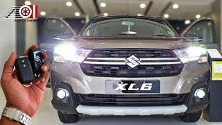 New Maruti Suzuki XL6 BS6 Magma Grey Color | Price | Mileage | Interior | Features | Specs