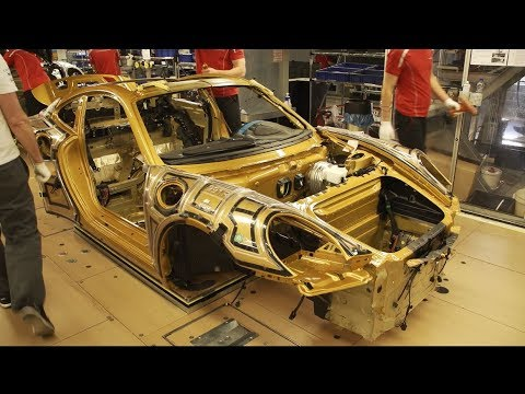 The production process of the 911 Turbo S Exclusive Series – Assembly.