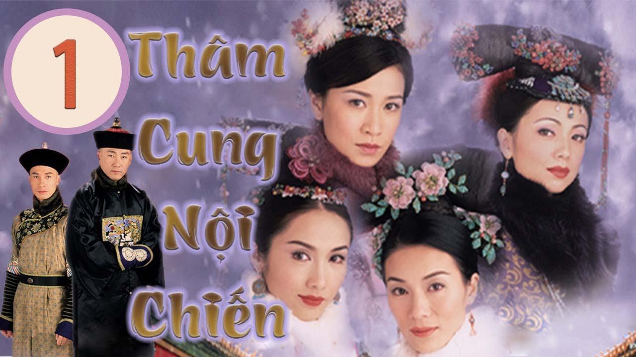 Thâm Cung Nội Chiến 01/30 (tiếng Việt) | Đặng Tụy Văn, Xa Thi Mạn, Lê Tư, Trương Khả Di | TVB 2004