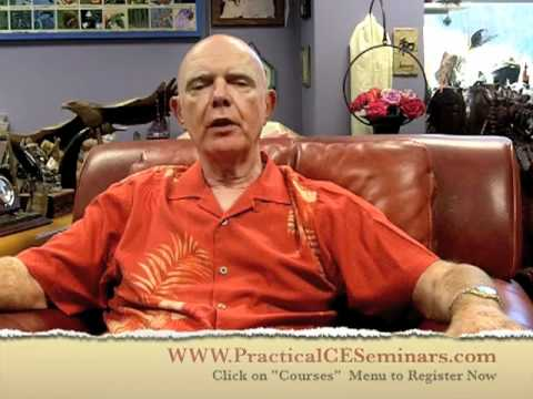 Live CE Training Using Milton Model, Hypnosis & NLP ...