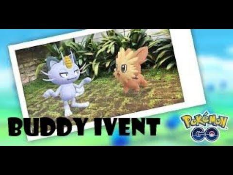 Buddy Ивент! Все бонусы! (Pokemon GO)