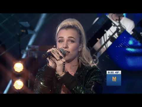 KYGO ft. Maty Noyes - Stay (5.17.2016)(GMA 1080p)