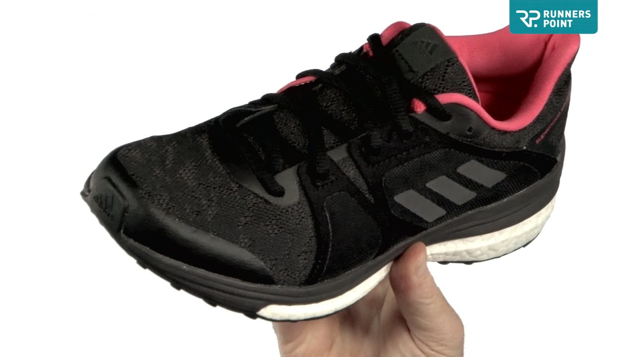 db34d556cf297 adidas SUPERNOVA SEQUENCE BOOST 9 - YouTube