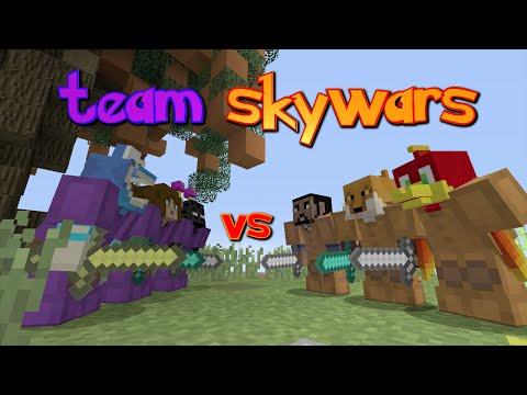 TEAM SKYWARS   Who Will Win . . .?