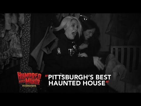 Haunted House Freak Out at Pittsburgh's Best Haunted House