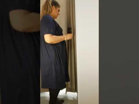 What ULLA POPKEN does wrong....Ulla Popken Try-On , bad fitting dress