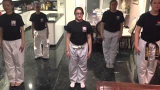 Peach Cobbler Karate