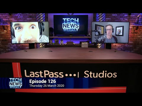 Google Podcasts: iOS Launch - Tech News Weekly 126