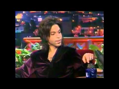 Prince speaks on record labels' contract deals