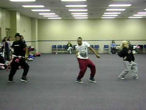 J-Nug, Justin, & Lindsay at The Streetz