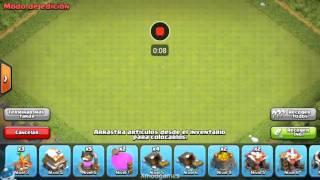 Cómo poner una aldea segura de clash of clans ay5